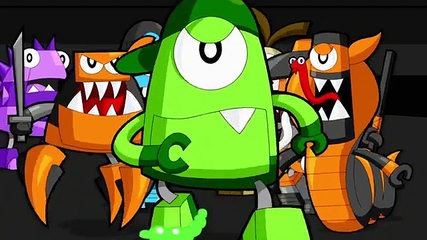 Cartoon Network clipart stone age Cartoon The Nixel Nixel Nom