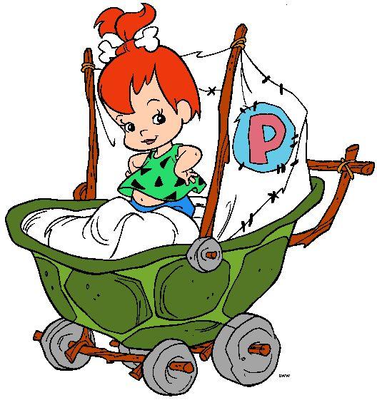 Cartoon Network clipart stone age FlintstoneClassic AgeClip · Baby NetworkHanna