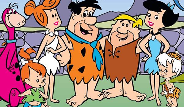 Cartoon Network clipart stone age Cartoon Channel The Flintstones Serials