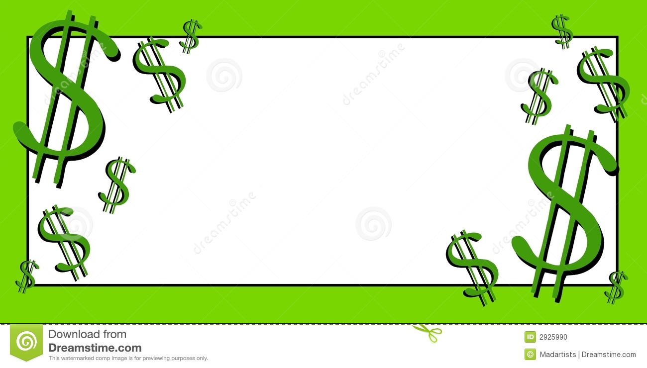 Cash clipart spending money Cash Signs images Dollar Money
