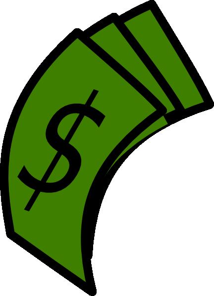 Cash clipart #11