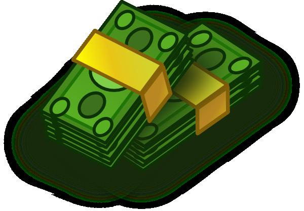 Cash clipart #8