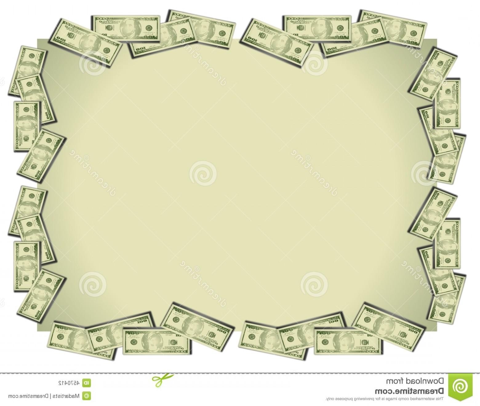 Cash clipart border Clipart ClipArTidy Graphic border Border