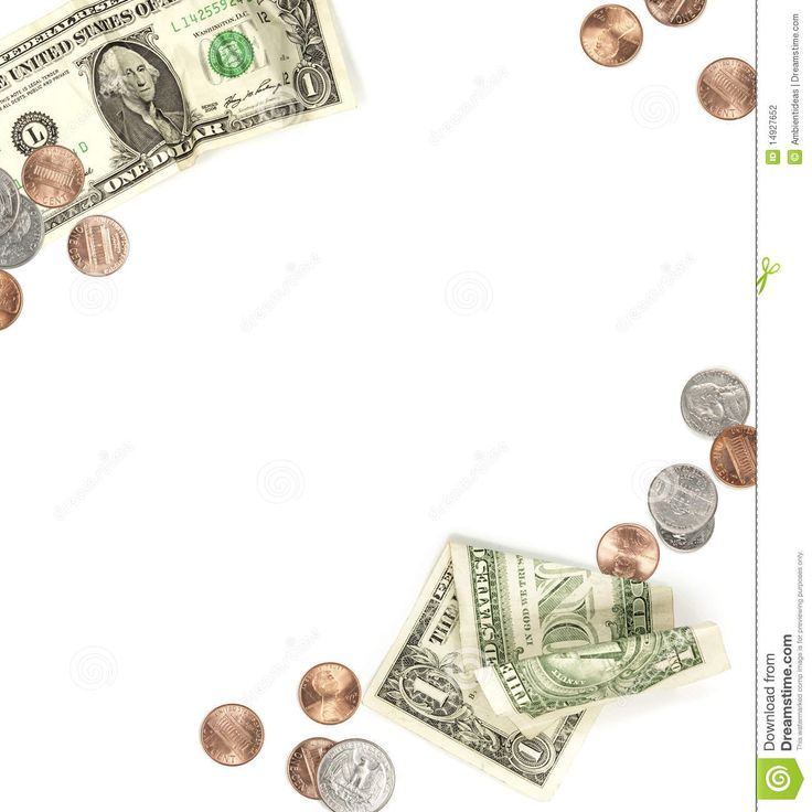Cash clipart border And nickel sisters Money Art