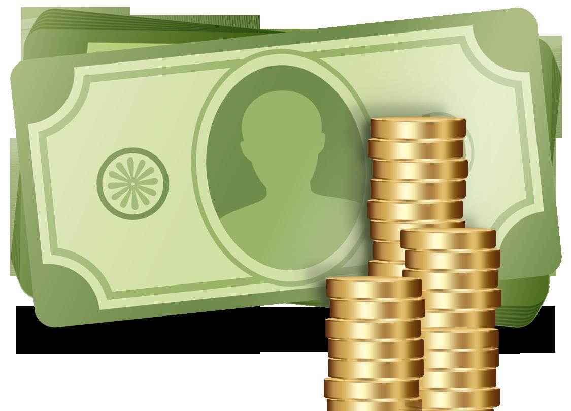 Cash clipart finances PNG PNG Advertisement All Images