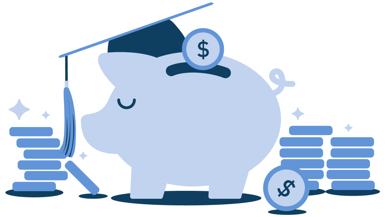 Cash clipart fund College for Saving in College