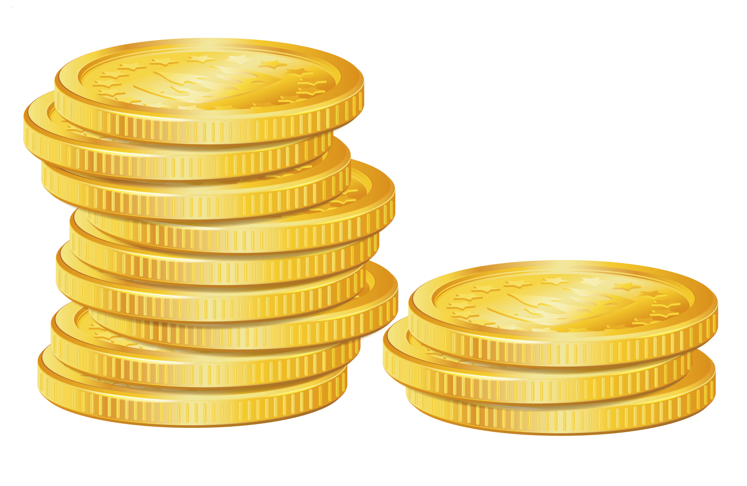 Coin clipart stack coin Money Art collection Coin clipart