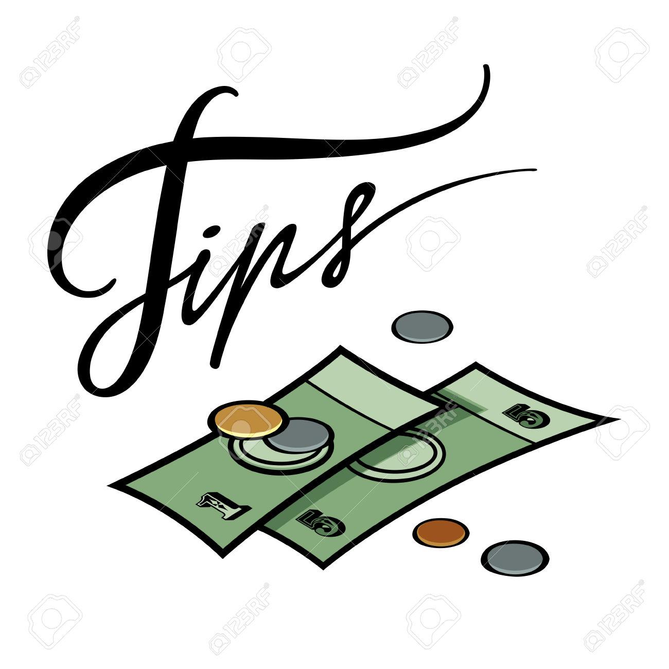 Cash clipart money tip Money Money Tip Download Clipart