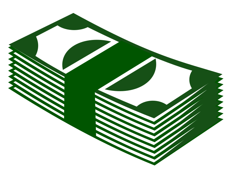 Money clipart money notes Clip Spending Collection  Of