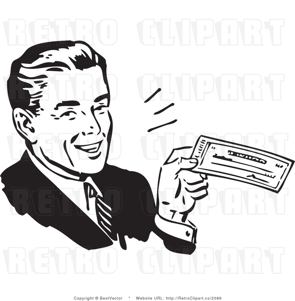 Cash clipart payday Retro Displaying Retro Clip