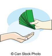 Cash clipart payment 152 a Cash Artby hand
