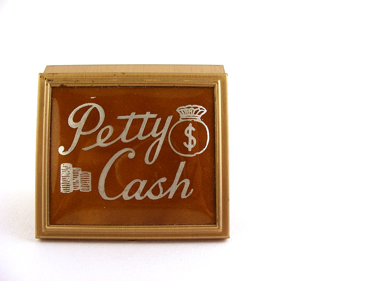 Cash clipart petty cash  Box Compact Padded Wallet