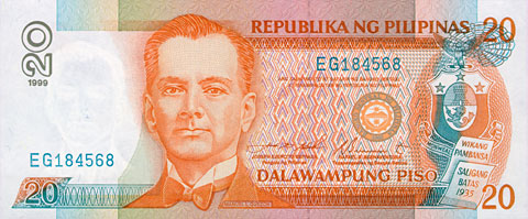 Money clipart philippine Philippines Old PHP Exchange Money