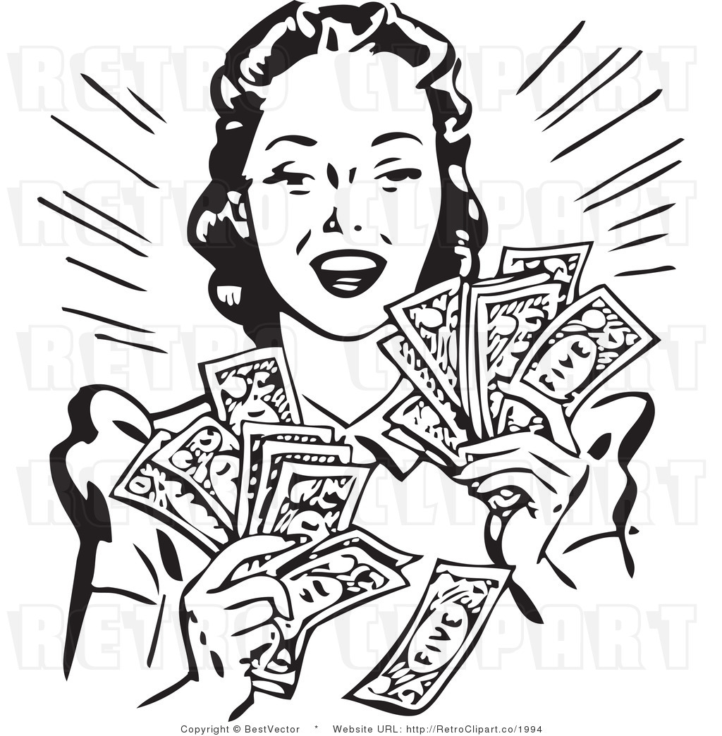 Cash clipart rich person #9