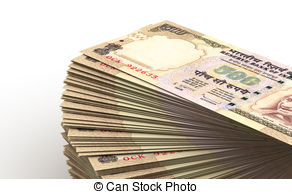 Cash clipart rupee Of  Search of Indian