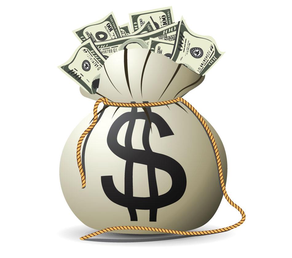 Cash clipart sack money Of Clip Art Clipart bag