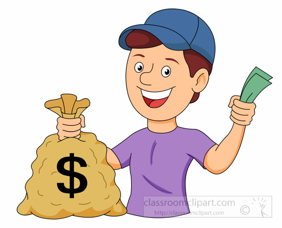 Coin clipart boy with Graphics Saved Full Free Boy