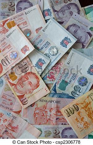 Cash clipart singapore #3