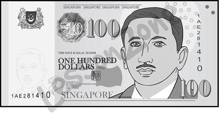 Cash clipart singapore #4