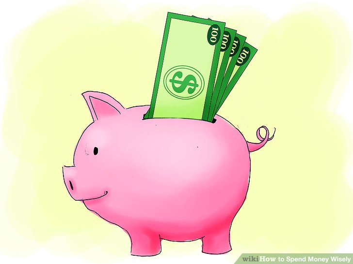 Cash clipart spending money Step titled Pictures) How Wisely