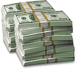 Cash clipart stack money Html formats png stack of