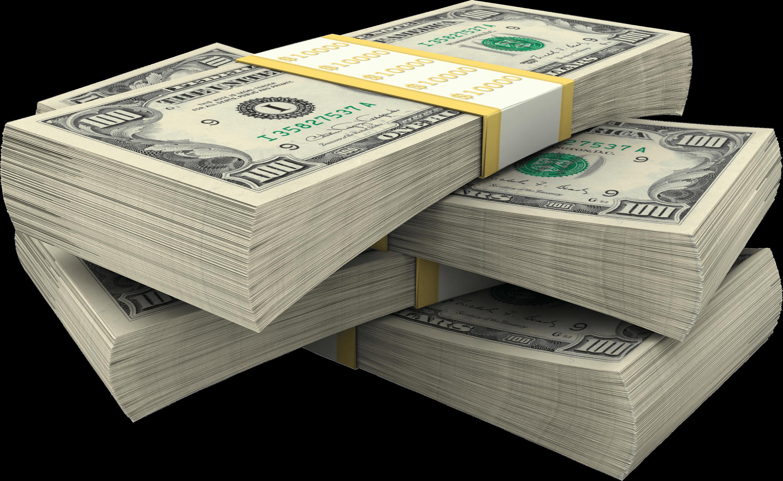 Cash clipart stack money StickPNG Money PNG Dollar Bills