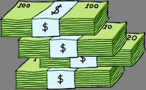 Cash clipart stack money Background and Transparent Transparent Keywords