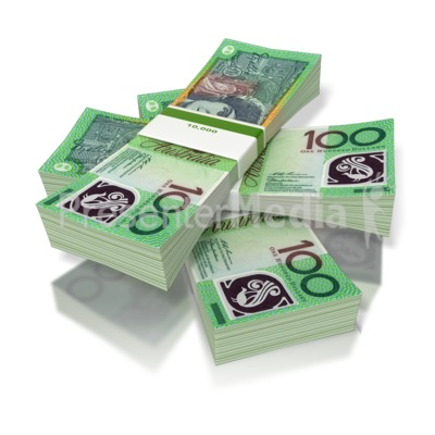 Cash clipart stack money And Finance PowerPoint Business Money