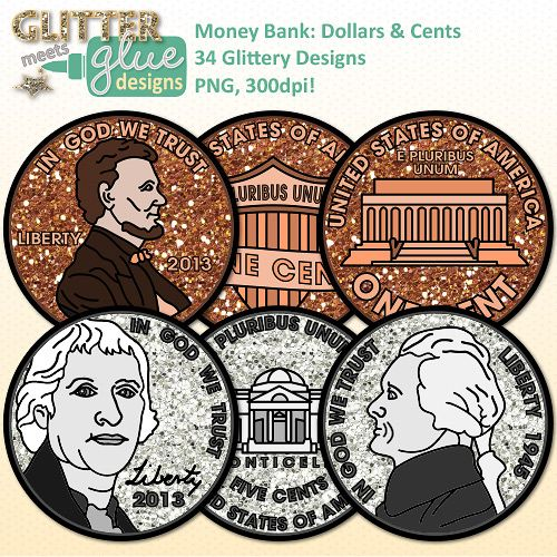 Cash clipart teacher Coin images Clip & Sorting