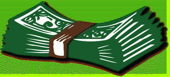 Cash clipart transparent Free Clip Art  Money