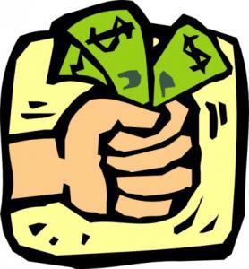 Cash clipart wad cash Cash Money Download Clip Art