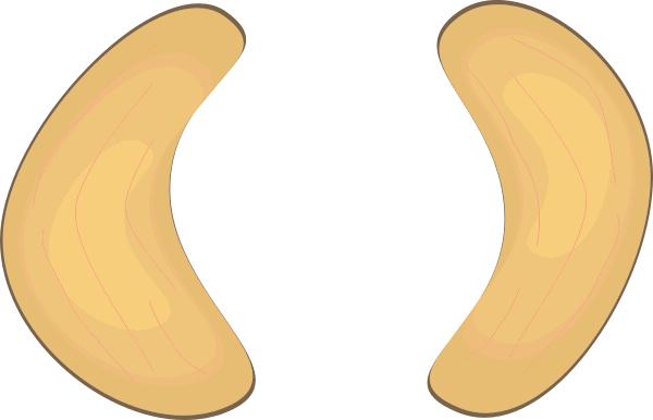 Cashew clipart cartoon Clip com Image online