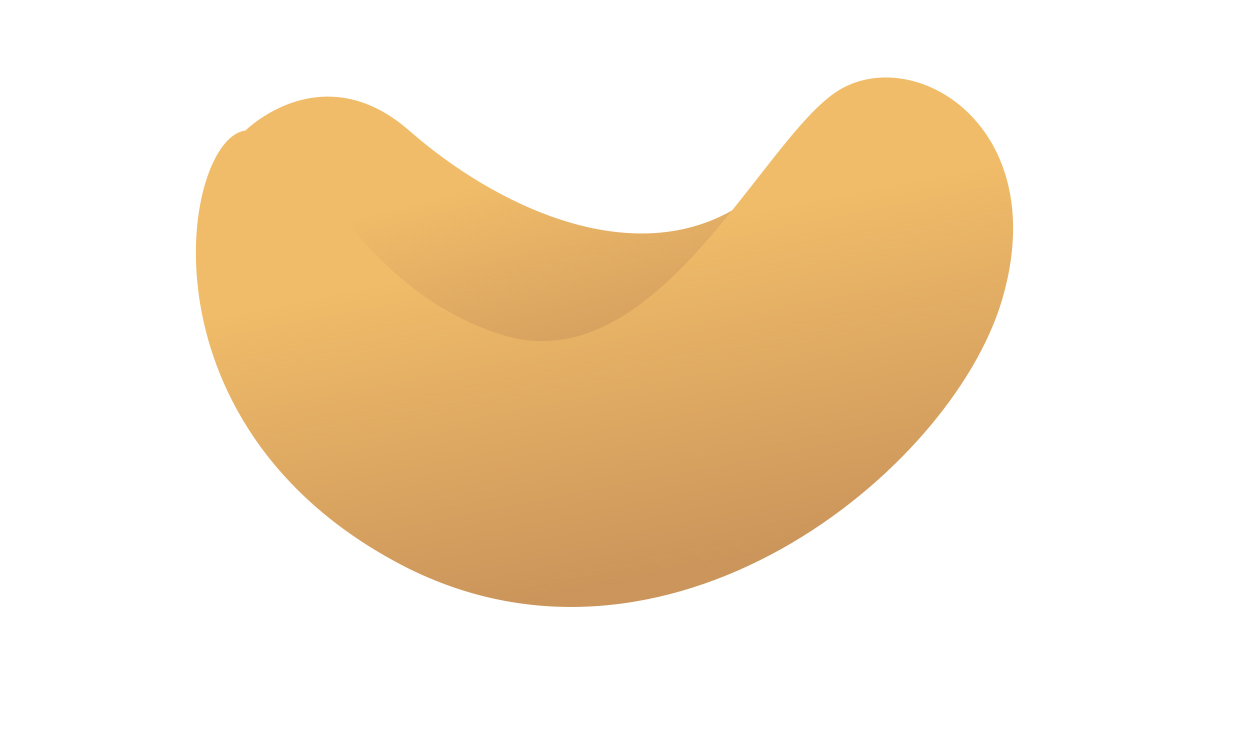 Cashew clipart cashew nut Clipart Art · Cashew View