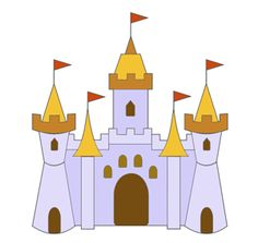 Palace clipart animated #4