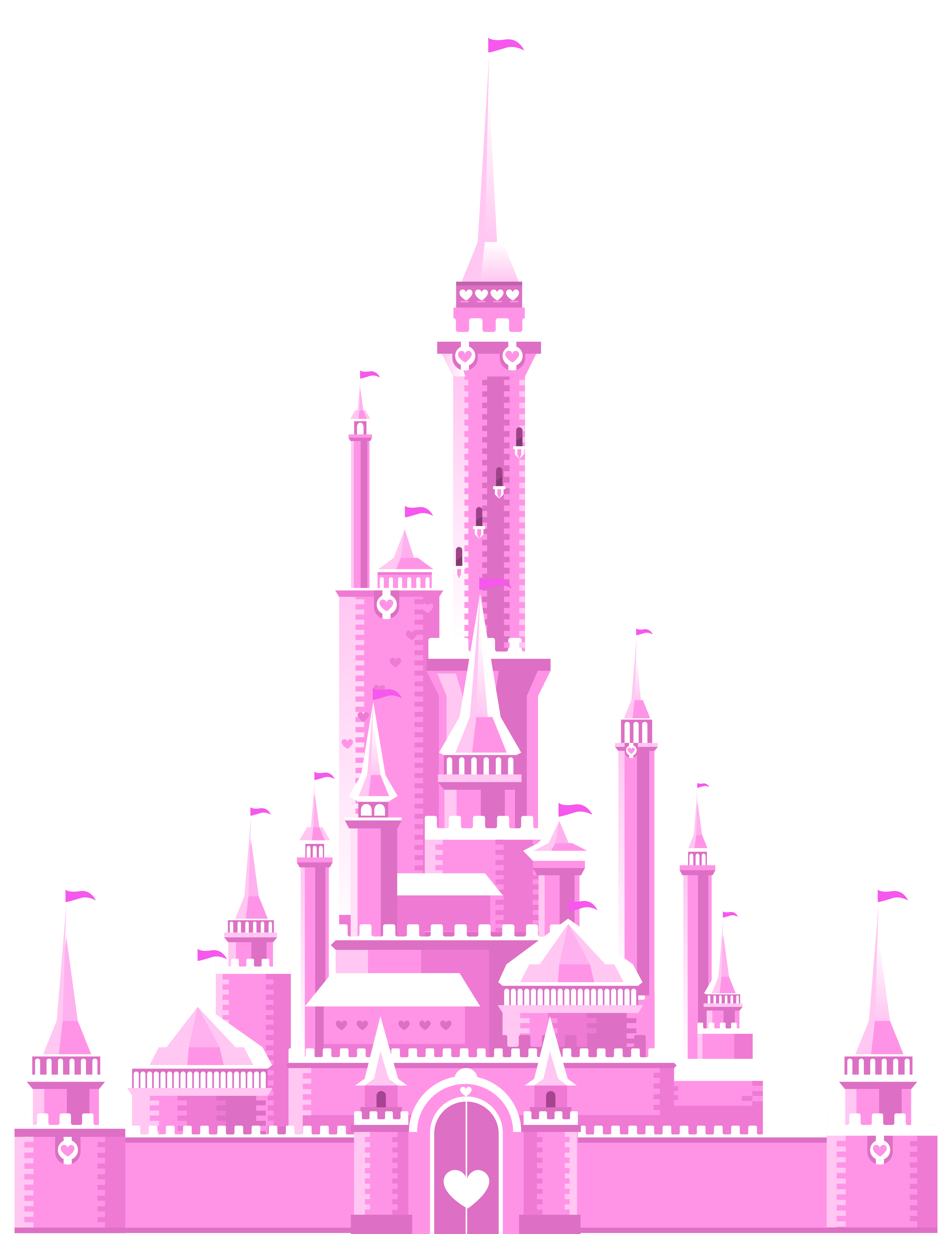 Castle clipart colorful Castle Clipart full View Gallery