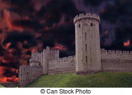 Castle clipart dark castle England images dark castle 3