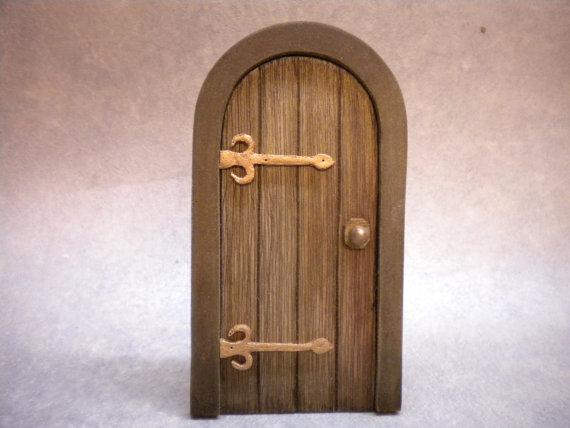 Castle clipart doorway Miniature Door Fairy  Door