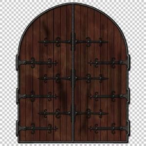Castle clipart doorway Door Polyvore Free Seamless Graphics