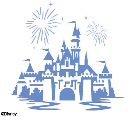 Drawn castle walt disney #13