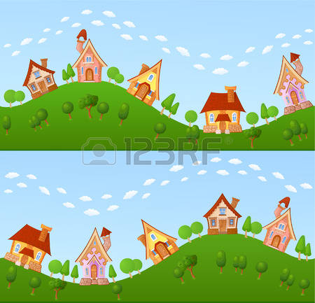 Cottage clipart fairytale cottage Fairy Castle Fairyland  of
