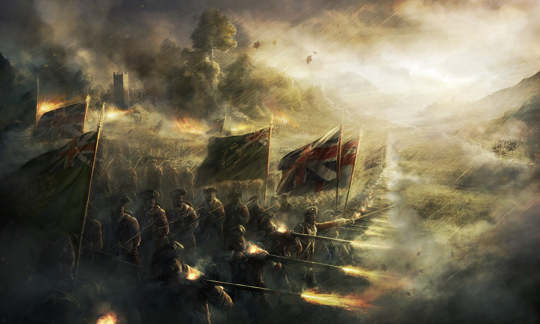 Castle clipart medieval army Fantasy Battle Medieval  wallpaper