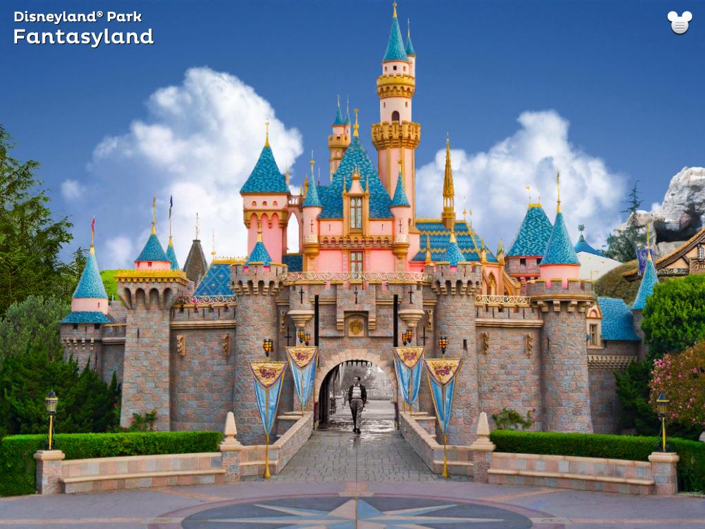 Disneyland clipart sleeping beauty castle (Disneyland Disney Image Fandom Explorer)
