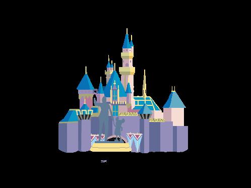 Disneyland clipart sleeping beauty castle Castle Jousan Jousan Sleeping on