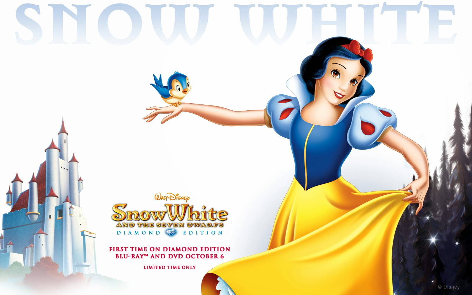 Castle clipart snow white The Give Seven White Simba's