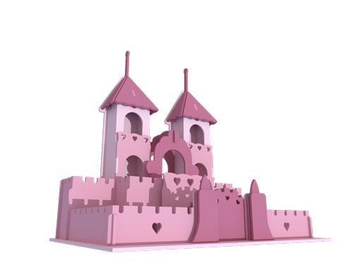 Castle clipart snow white MakeCNC Castle com white Snow