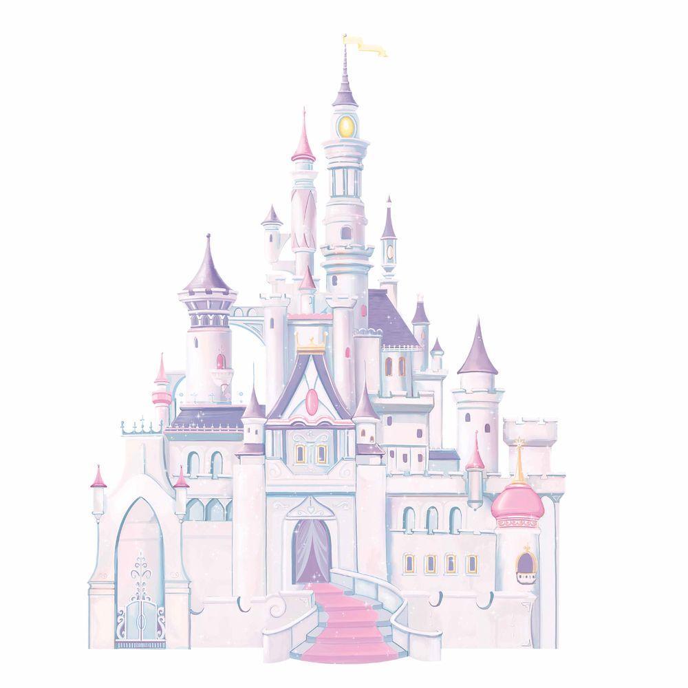Castle clipart snow white Castle RoomMates 7 Decal 5