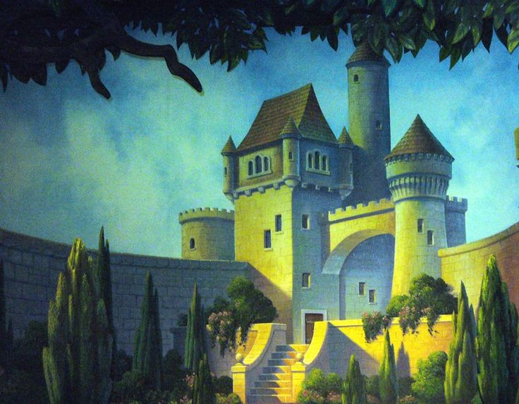 Castle clipart snow white  Snow Castles White tumblr