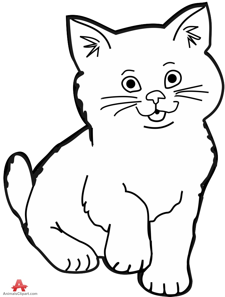 Black Cat clipart puppy kitten And Free clipart Cat Clipartix
