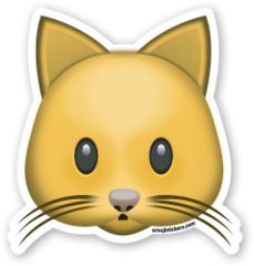 Cat clipart emoji 8 & Face EMOJI'S Cat