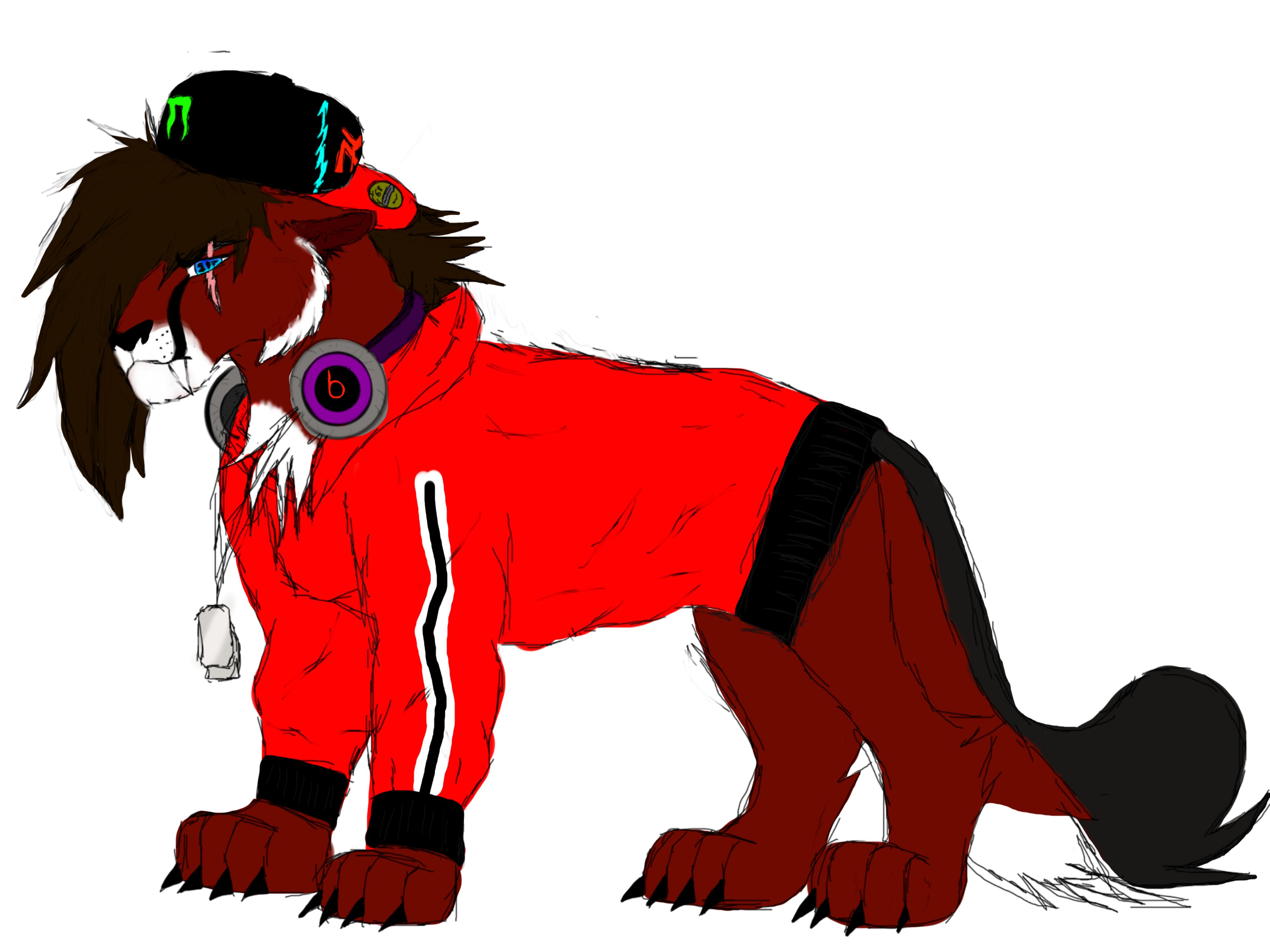 Cat clipart gangster Chakura Gangster on DeviantArt Tomboy